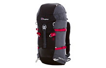 Berghaus Arete II 45 sac a dos randonne black/carbon gris/noir